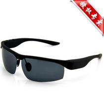 现代演绎 G300 蓝牙眼镜 司机必备 安全轻盈舒适 太阳镜墨镜 偏光眼镜 黑色 官方标配产品图片主图