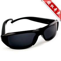 现代演绎 G600 骨传导蓝牙耳机 蓝牙太阳眼镜 支持音乐驾驶  黑色 官方标配+赠送500毫安充电器产品图片主图