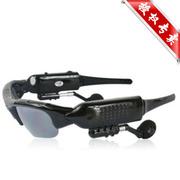现代演绎 G100 蓝牙眼镜 司机必备 太阳镜墨镜 偏光眼镜 户外登山垂钓 首 黑色 官方标配+赠送500毫安充电器