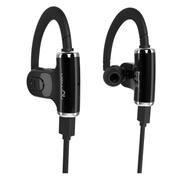 乐迈 蓝牙耳机 运动蓝牙4.0 3D环绕立体声 单双耳自由切换 适用于苹果安卓手机 黑色