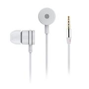 意达欧 华为耳机 带麦线控可调音 适用于华为荣耀6 白色
