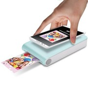 LG PD239B POCKET PHOTO 趣拍得 智能88必发手机娱乐照片打印机口袋相印机(蓝色)
