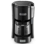 德龙 意大利ICM15240.BK滴滤式咖啡壶前置咖啡粉容器