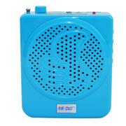 先科 金正小蜜蜂扩音器K10 老人随身听音箱广场舞播放器插卡U盘小音响mp3外放收音 蓝色