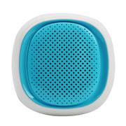先科 蓝牙音箱SA-857 便携无线手机音响 低音炮可接听电话免提车载插TF卡U盘迷你户外 蓝色