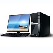 清华同方 精锐X200H-BI02台式电脑(G1840 2G 500G DVD 串并口 双PCI 前置USB3.0 WIN7)