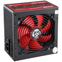 金河田 龙霸 半模组 500W电源 (主动式PFC/智能温控/背线/半模组)产品图片主图