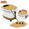 你我他 FY-868全脚掌 3D 电动按摩足浴按摩器 土豪金产品图片4