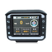 思响 M11 电子狗行车记录仪一体机 流动固定雷达安全预警测速仪 高清广角夜视行车仪 720P+8G闪迪C4卡 中