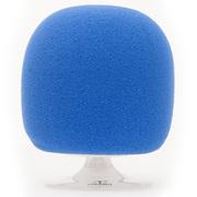 乐联 逗号LB118 蓝牙音箱 蓝牙音响 便携车载 户外音箱 可接听电话 蓝色