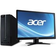 宏碁 Aspire XC-603 台式电脑 (奔腾J2900四核 4G 1TB 集显 DVD 键鼠 win8.1 )19.5英寸