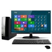 清华同方 精锐U850-BI01 台式电脑(四核i5-4460 4G 1T GT705独显 WIFI 蓝牙 4.0 前USB3.0 win8.1)