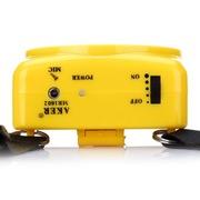 爱课(AKER) MR1602 便携腰挂锂电喊话器 教学导游小蜜蜂扩音器(黄色)