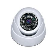 HNM 安防摄像头 高清摄像头 半球形摄像机  夜视监控摄像头 监控摄像机探头 店铺摄像头仓库摄像