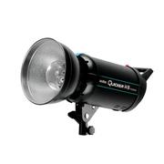 神牛 Quicker闪客D系列 400D 600D 专业影室闪光灯摄影灯摄像灯摄影设备器材 闪客400D