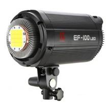 金贝 EF-100 EF-200常亮灯 太阳灯 视频拍摄艺术人像 实景棚拍LED摄影灯 EF-100产品图片主图