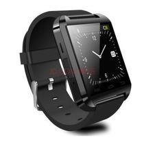 依斯卡 U-Watch U8 智能手表(黑色)产品图片主图