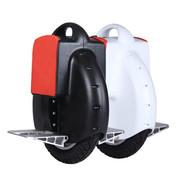 风彩 新款电动独轮车 体感平衡电动车 代步便携车 代步车 酒光红 132瓦18公里