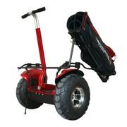 风彩 越野平衡思维车  72v锂电池高尔夫款 红色
