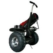 风彩 越野款智能体感平衡思维车 陀螺仪代步平衡车 双轮电动迷你车 72v锂电池高尔夫款 黑色