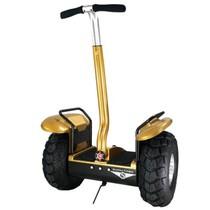 风彩 越野款智能体感平衡思维车 陀螺仪代步平衡车 双轮电动迷你车 72v锂电池款 金色产品图片主图