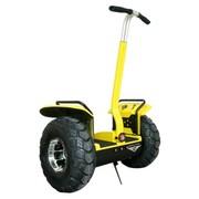 风彩 越野款智能体感平衡思维车 陀螺仪代步平衡车 双轮电动迷你车 72v锂电池款 黄色