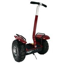 风彩 越野款 陀螺仪代步平衡车 双轮电动迷你车 72v锂电池款 红色产品图片主图