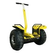 风彩 越野款智能体感平衡思维车 陀螺仪代步平衡车 双轮电动迷你车 36v锂电池款 黄色