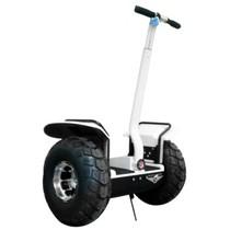 风彩 越野款智能体感平衡思维车 陀螺仪代步平衡车 双轮电动迷你车 36v锂电池款 白色产品图片主图