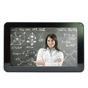巧智 学生平板学习电脑 9寸大屏安卓学习双系统九门功课同步辅导小学中学名师视频 A-9 白色8G版+16G卡