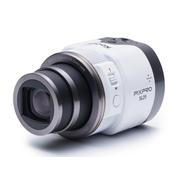 柯达 SL25 镜头式数码相机(1635万像素/25倍光变/光学防抖)白色
