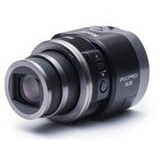 柯达 SL25 镜头式数码相机(1635万像素/25倍光变/光学防抖)黑色