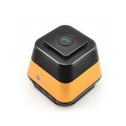 斯波兰 838 蓝牙音箱 蓝牙音响 智能插卡 收音 免提电话 重播 低音炮 断电记忆播放 土豪金色