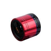 斯波兰 839 无线蓝牙音箱 迷你低音炮 手机接听 TF卡播放 高品质耳机输出 红色