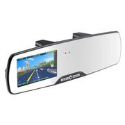 E路航 -V60后视镜行车记录仪高清广角夜视一体机器 V60定位版+32G