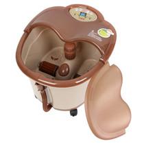 好福气 新JM-780 洗脚盆热浪恒温加热养身泡脚按摩足浴器(足浴盆) 780B电动滚轮款产品图片主图