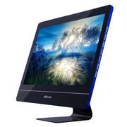 杰灵 21.5英寸一体机电脑(H61 G1620 4G 500G 音响) 炫蓝