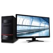 宏碁 A1602M 台式电脑 (G2030双核 2G 500G 集显 DVD 键鼠 Linux)19.5英寸