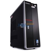 清华同方 精锐X560C-B300 台式主机 (G2030双核 4G 500G 1G独显 DVD 三年上门服务)