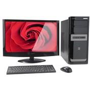 清华同方 精锐X850-B300 台式电脑 (i5-3350P 4G 500G 1G独显 DVD DOS 三年上门服务)