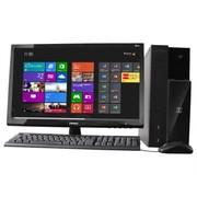 清华同方 精锐X910-B300 台式电脑 (i7-3770 4G 64G 1TB 2G独显 D刻录 wifi win8 3年上门服务)
