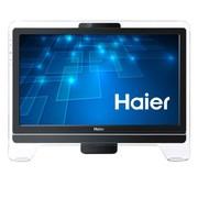 海尔 C3-X310 20英寸一体电脑(G1620  2G 500G  键鼠  WIFI 上门安装调试)黑色