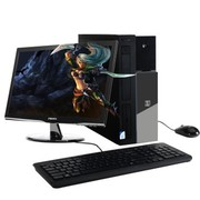 清华同方 精锐X802P-B300 台式电脑 (酷睿四核i5-3350P 4G 1TB 2G独显 DVD WIN8 三年上门服务)