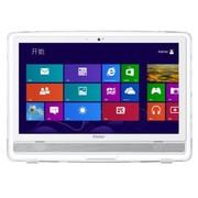 海尔 乐趣C5-X219 21.5英寸一体电脑(G2030 4G 500G 1G独显 鼠键 WIFI  Win8)白色