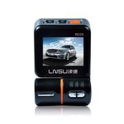 凌速 RD19 1080P 高清迷你行车记录仪 500万像素 夜视 可旋转镜头 行车监控 可旋转镜头记录仪+4G卡