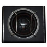 声琅(SINGLAN) SL-HS250 汽车音响 有源低音10寸PP盆振膜内置两路功放带箱体 通用型