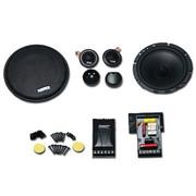 声琅(SINGLAN) SL-DS65.2 通用型 6.5寸 汽车音响 套装喇叭改装(4只喇叭2个分频器)