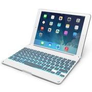 多彩 小i Air 蓝牙键盘  For iPad Air 银白