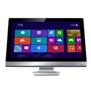 海尔 阿芙罗S5-C568 21.5英寸超薄一体电脑(i5-4200U 4G 1T 1G独显 键鼠 WIFI Win8 触摸屏)银色