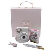 富士 instax mini25相机 遇见爱礼盒套装 珍珠粉